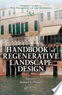 Handbook of Regenerative Landscape Design