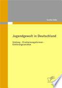 Jugendgewalt in Deutschland
