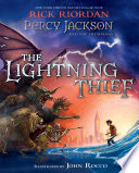 Percy Jackson and the Olympians  The Lightning Thief Illustrated Edition