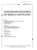 Nonlinear dynamics of shells and plates