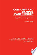 Company and Campus Partnership