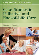 Case Studies In Palliative And End Of Life Care