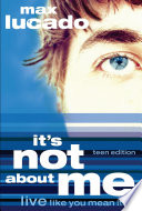 download ebook it's not about me teen edition pdf epub