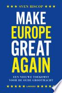 Make Europe Great Again