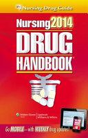 Nursing 2014 Drug Handbook