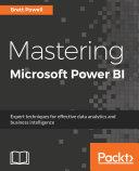 Mastering Microsoft Power BI