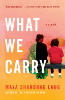 What We Carry Book