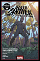 Black Panther Long Live The King Marvel Premiere Graphic Novel