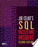 Joe Celko s SQL Puzzles and Answers