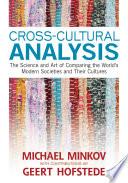 Cross Cultural Analysis