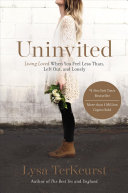 Ebook Uninvited Epub Lysa TerKeurst Apps Read Mobile