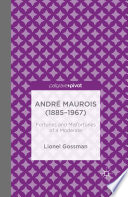 Andr   Maurois  1885 1967