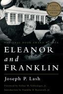 Eleanor and Franklin by Joseph P. Lash