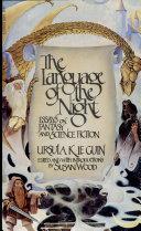 The Language of the Night