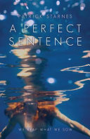 A Perfect Sentence Book Cover