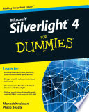 Microsoft Silverlight 4 For Dummies book