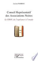 Conseil Représentatif des Associations Noires