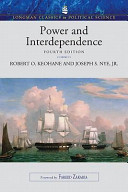 Power and Interdependence
