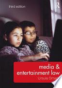 Media   Entertainment Law