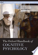 Ebook The Oxford Handbook of Cognitive Psychology Epub Daniel Reisberg Apps Read Mobile