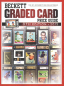 Beckett Graded Card Price Guide