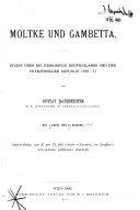 Moltke und Gambetta