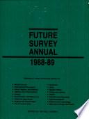 Future Survey Annual 1988 1989
