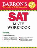 Barron s SAT Math Workbook