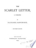 The Scarlet Letter Pdf/ePub eBook