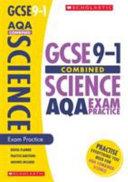 Combined Sciences Exam Practice Book for AQA