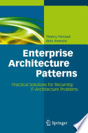Enterprise Architecture Patterns Governing The Enterprise Architecture Of A