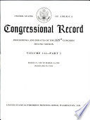 Congressional Record  Proceeding and Debates of the 105th Congress  Seconds Session