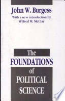 The foundations of poltical  political  science