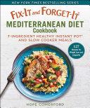 Fix-It and Forget-It Mediterranean Diet Cookbook Book