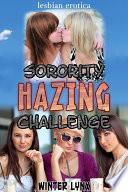 Sorority Hazing Challenge  lesbian erotica