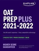 Oat Prep Plus 2021 2022