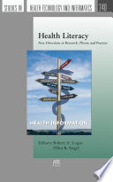 Health Literacy book