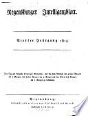Regensburger Intelligenzblatt