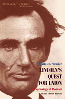 Lincoln s Quest for Union