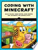 Coding with Minecraft