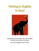 Writing in English Is Easy