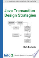 Java Transaction Design Strategies