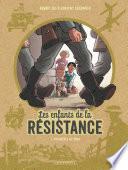 Couverture de Les Enfants de la Résistance - tome 1 - Premières actions