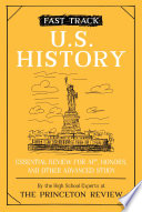 Fast Track U S History