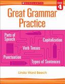 Great Grammar Practice  Grade 4