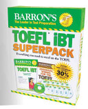 Barron s TOEFL IBT Superpack  2nd Edition