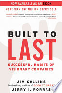 Built to Last Book PDF