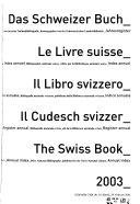 Livre suisse