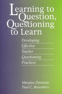 Learning to Question  Questioning to Learn