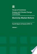 Electricity Market Reform book